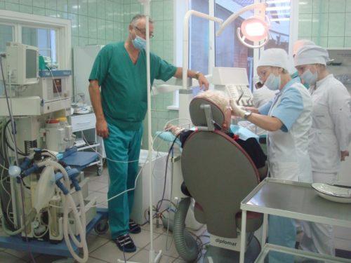 Хирургическое лечение в стоматологии