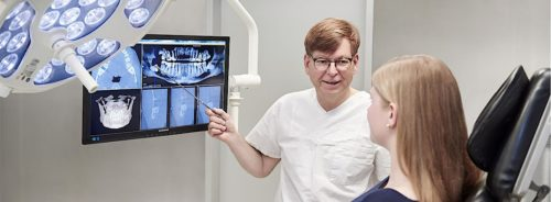 Компьютерная томография в стоматологии позволяет составить эффективный план лечения