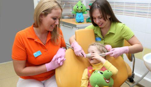 Общий наркоз в детской стоматологии