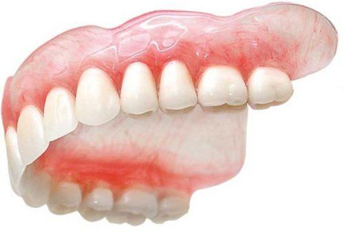 Зубной протез нового поколения — без неба