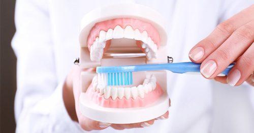 Профессиональный уход: чистота зубов, здоровье тканей