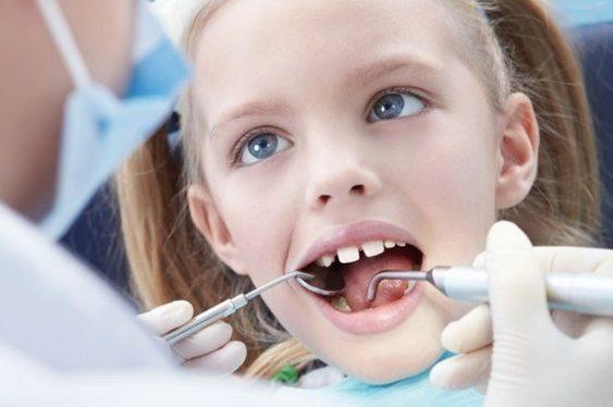 Здоровые молочные зубы — залог здоровья постоянных зубов